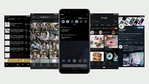 Android 10 Beta 3: Google bestätigt neuen Namen und Dark Theme