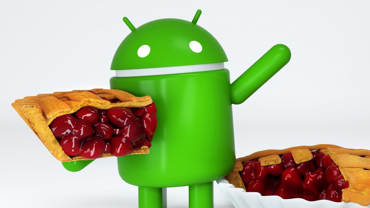 Google: Android 9.0 Pie läuft auf über 10Prozent aller Geräte