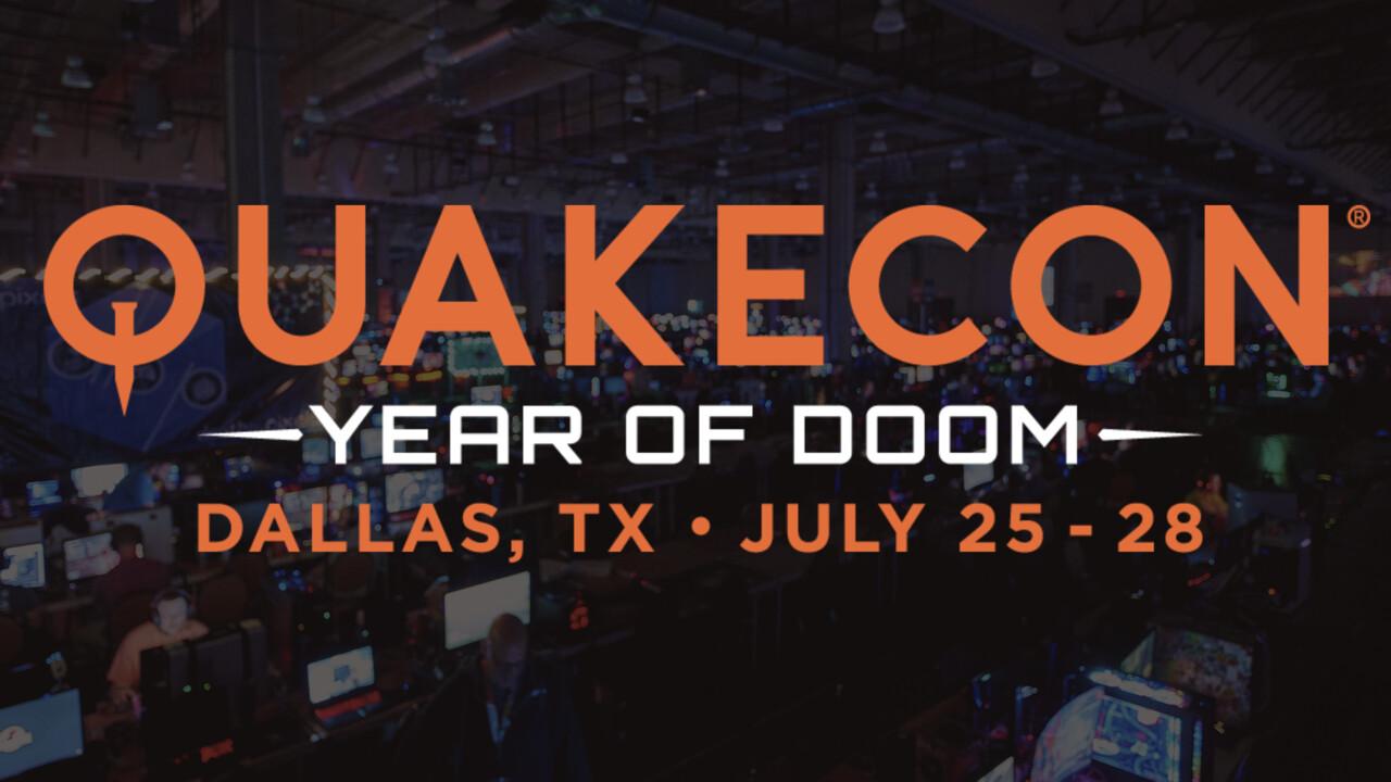 Bethesda: QuakeCon erstmals in Europa und Doom Eternal spielbar