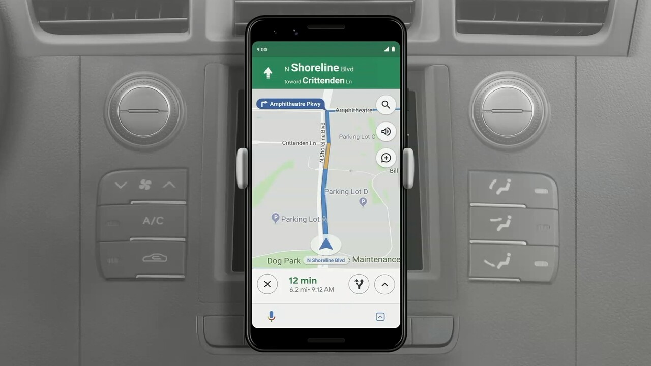 Driving Mode: Google Assistant löst Android Auto auf Smartphones ab