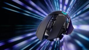 Logitech G502 Lightspeed: Kabellose Adaption zum doppelten Preis
