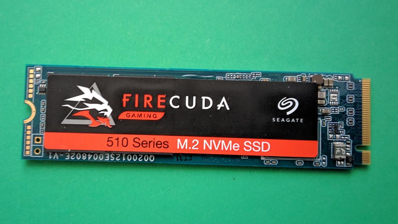 Seagate FireCuda 510 SSD im Test: NVMe-SSD mit 2 TB und Fokus auf Spieler