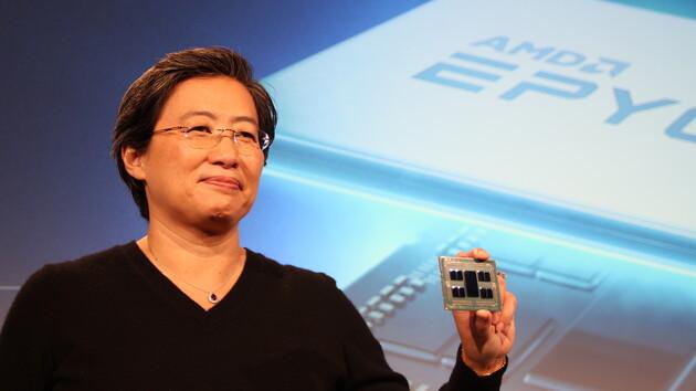 Prozessoren: AMD nähert sich 20Prozent Marktanteil bei Desktop-CPUs