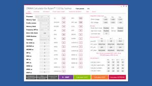 DRAM Calculator for Ryzen: Tool hilft beim Übertakten des RAM auf AMD-Systemen