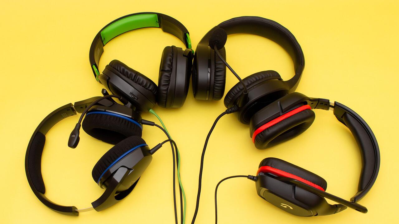 Headsets bis 50 Euro im Test: Cloud Stinger Core, LX 30, G332 und Recon 70 im Vergleich