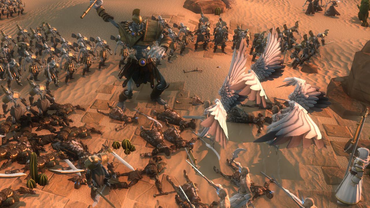 Gratisspiel: Humble Bundle verschenkt Age of Wonders III