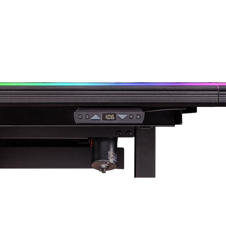 Thermaltake Level 20 BattleStation RGB Gaming Desk