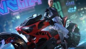 Mikrotransaktionen: Star Citizen verkauft Konzept-Motorräder