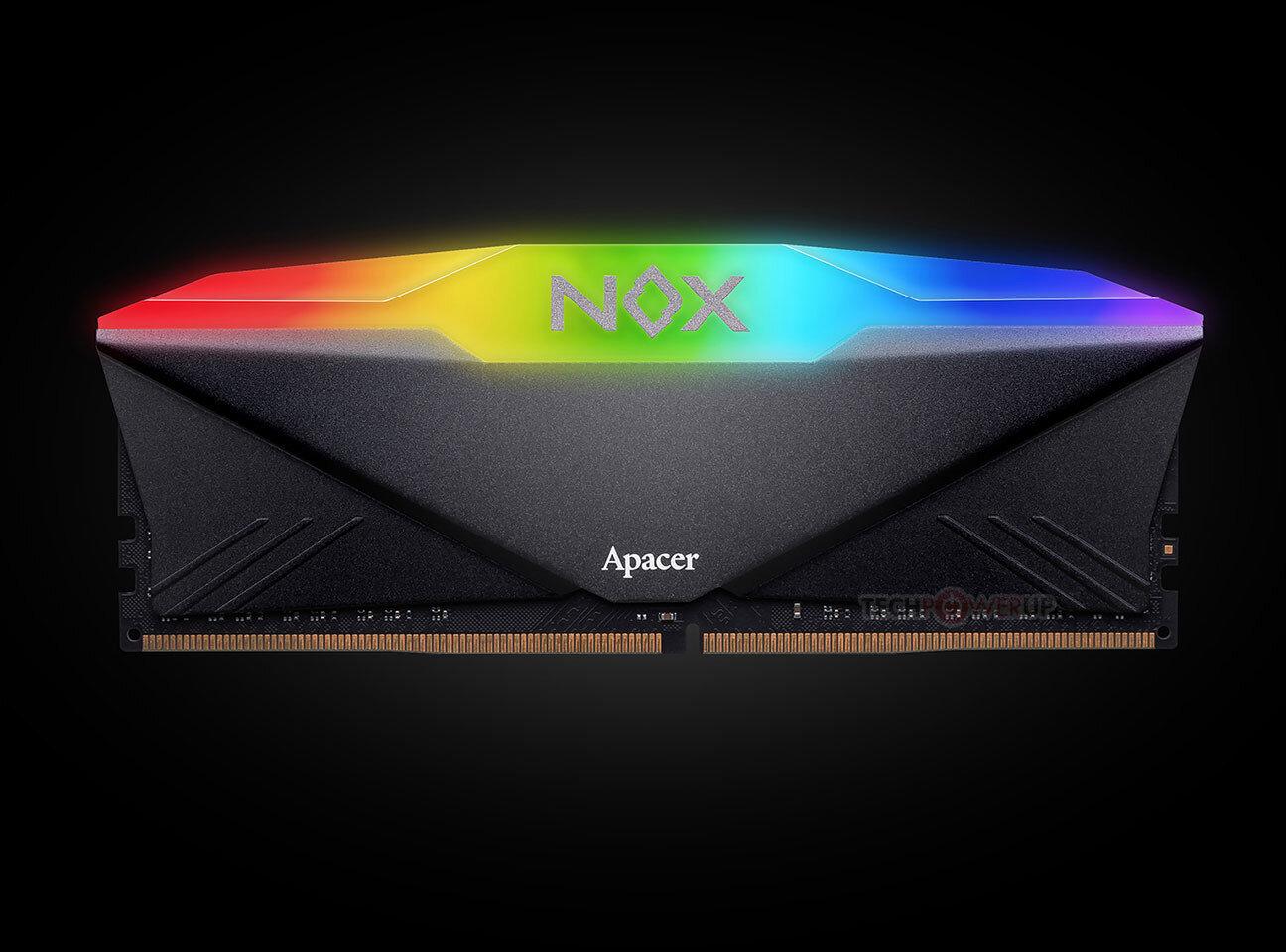 Apacer NOX RGB DDR4