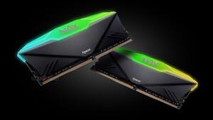 Apacer NOX RGB DDR4: DDR4-RAM lässt LEDs in der Breite intensiver leuchten
