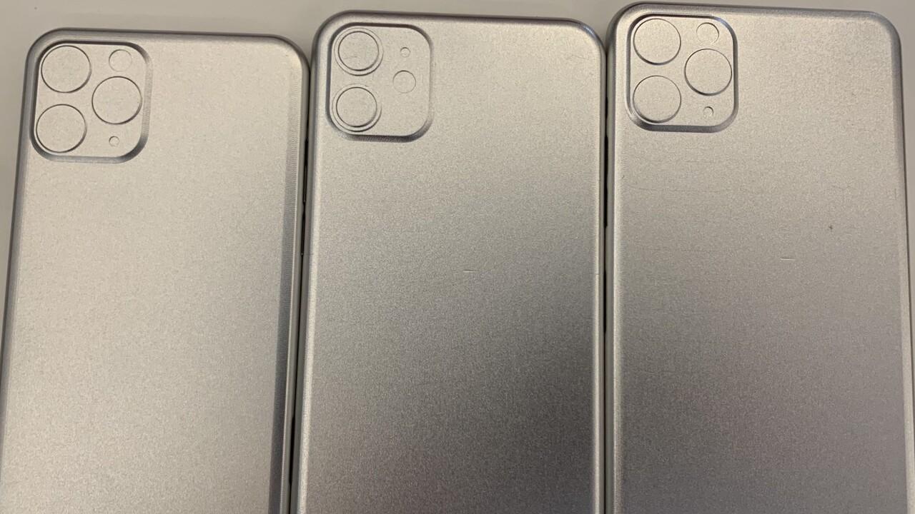 Apple iPhone 2019: Gerüchte um quadratisches Kamerasystem verdichten sich