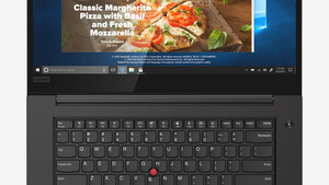 Mobile Workstation: ThinkPad X1 Extreme G2 erhält Intel 9th Gen und GTX 1650