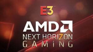 Next Horizon Gaming: AMD spricht über neue Gaming-Produkte auf der E3
