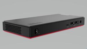 ThinkCentre M90n Nano (IoT): Kleinst-PCs von Lenovo startet mit 4-Kern-Chip ab 950Euro