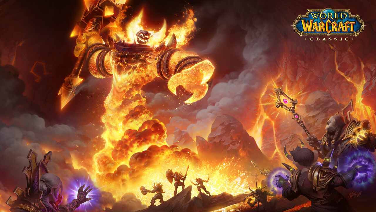 World of Warcraft: Classic-Ableger erscheint im August, Betatest ab Mai