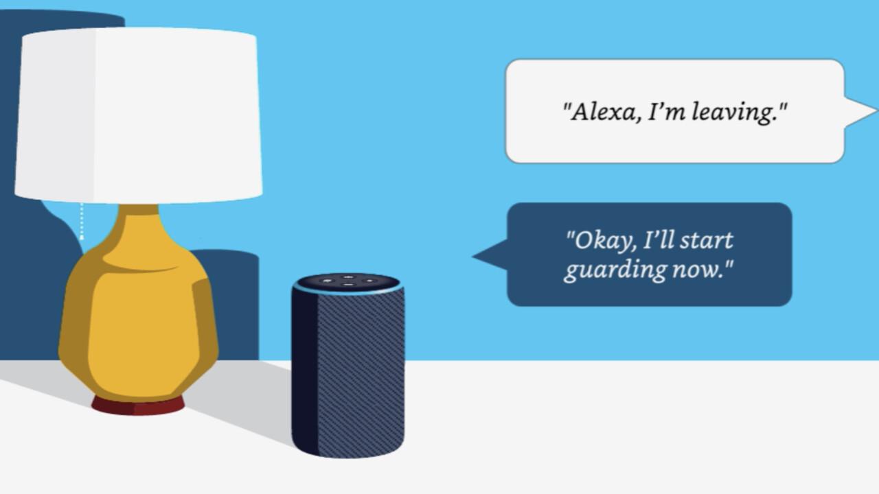 Alarmsystem mit Echo: Amazon Alexa Guard verlässt Beta und startet in den USA