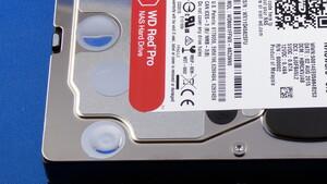 NAS-Festplatten: WD Red und Red Pro mit 12 TB stehen vor der Tür