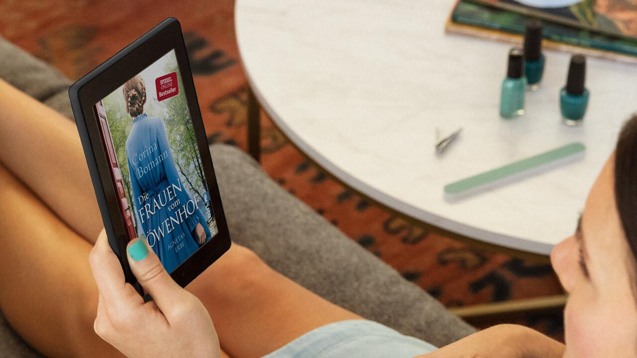 Amazon-Tablet: Neues Fire 7 ist schneller und hat mehr Speicher