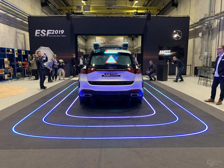 Das neue ESF 2019 auf Basis des GLE