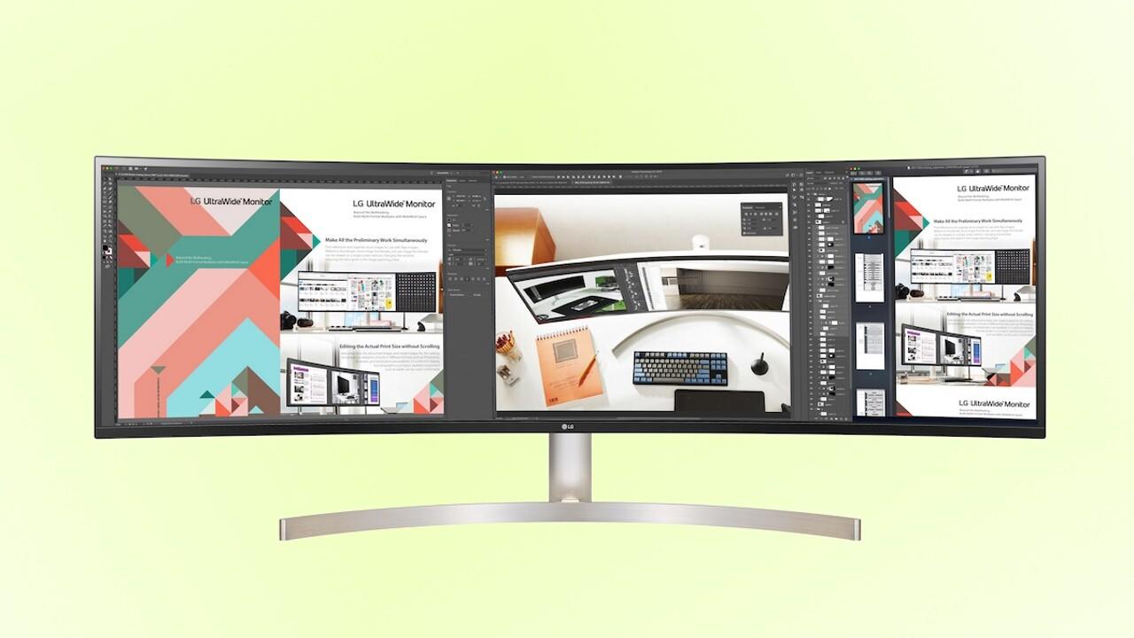 49WL95C: LGs 5.120×1.440-Monitor erscheint im Juni