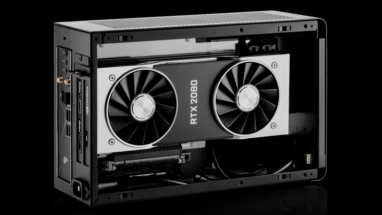DAN Cases A4-SFX v4 im Test: Für Mini-ITX-Gaming-PCs noch immer empfehlenswert