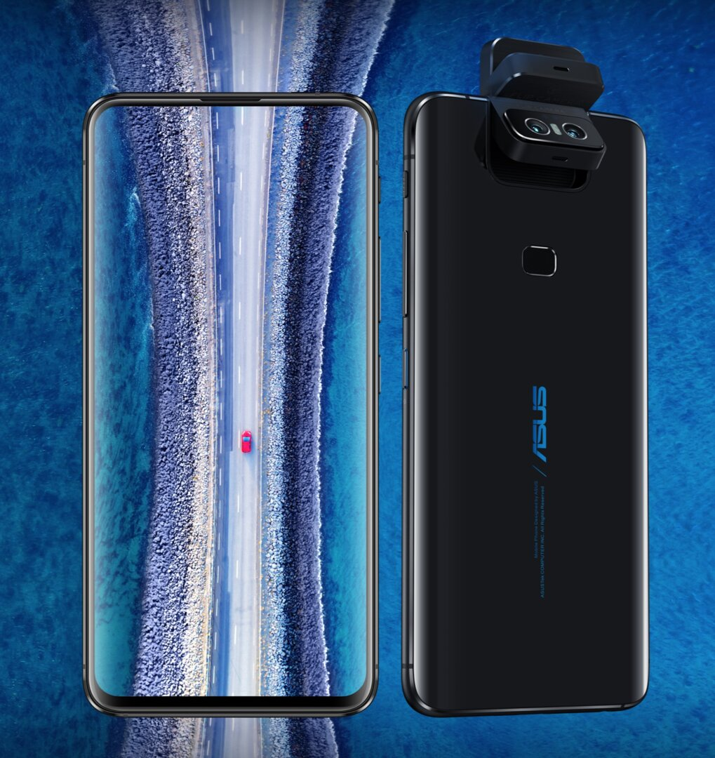 Das Asus Zenfone 6 mit Klapp-Kamera