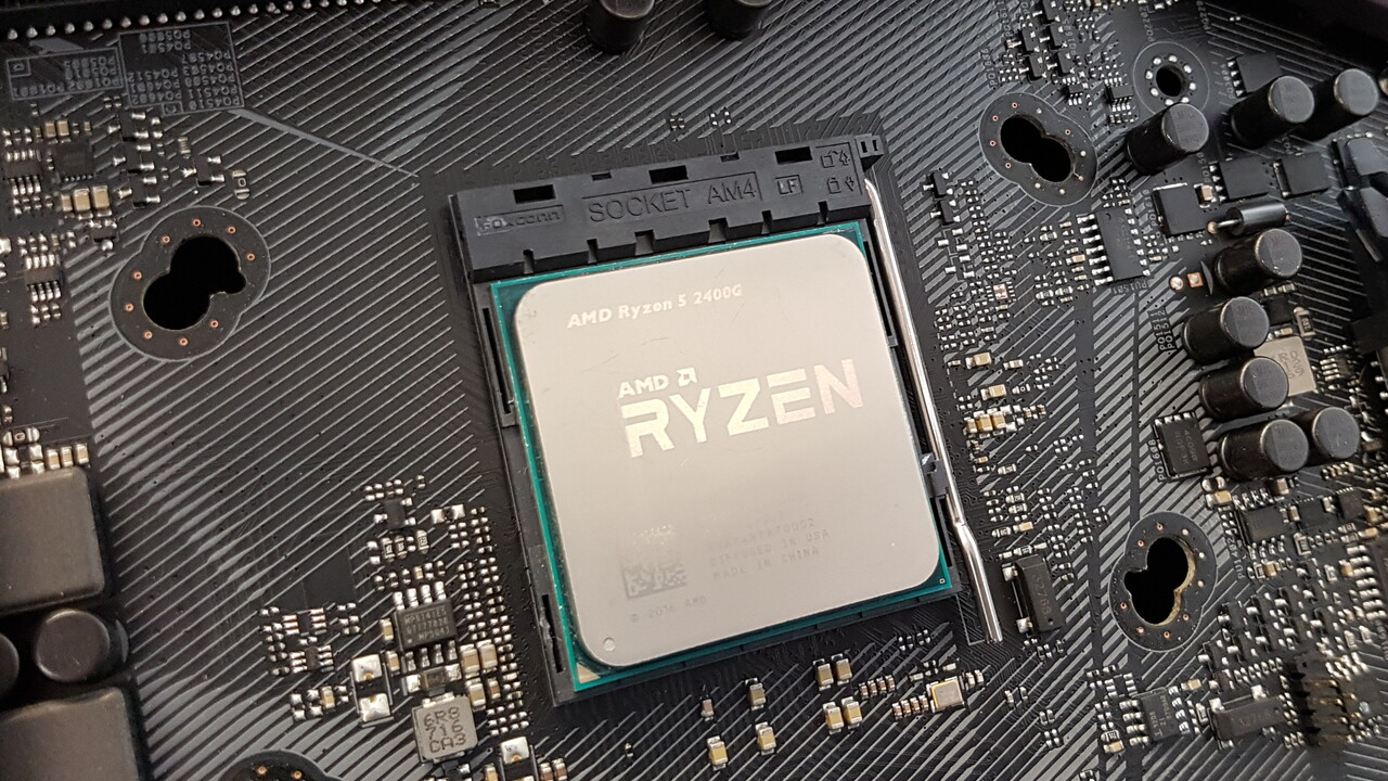 AMD Picasso for AM4: Ryzen 5 3400G & Ryzen 3 3200G gives more pace