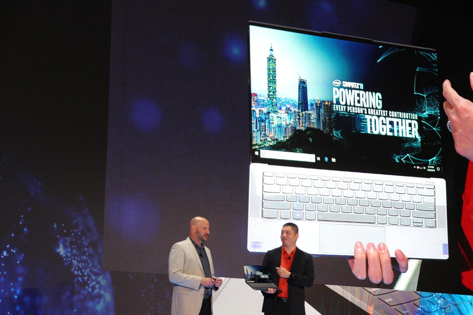 Lenovo Yoga S940 gehört zum Project Athena