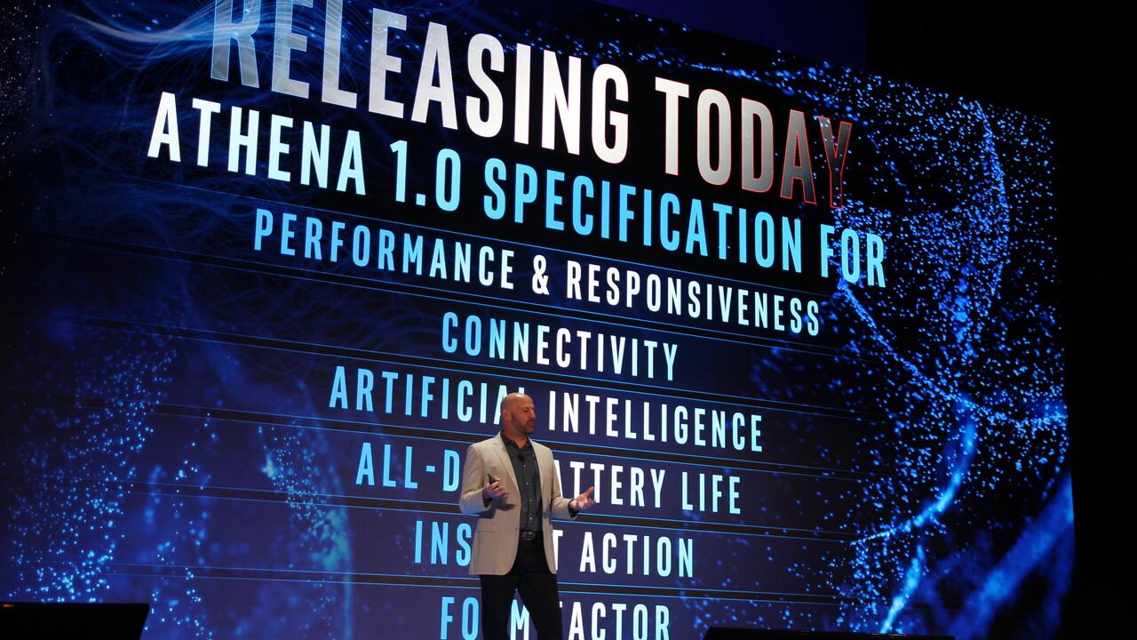 Project Athena: Intels größtes Mobile-Projekt seit Centrino