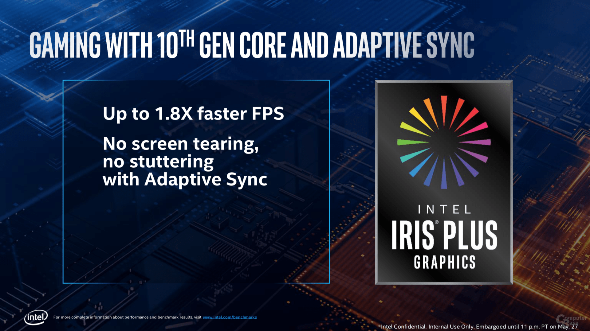 Intel Ice Lake mit Iris Plus