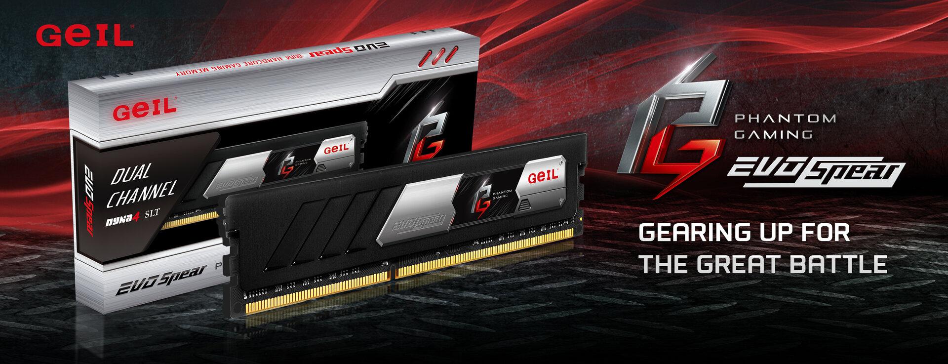 GeIL Evo Spear Phantom Gaming Edition (AMD)