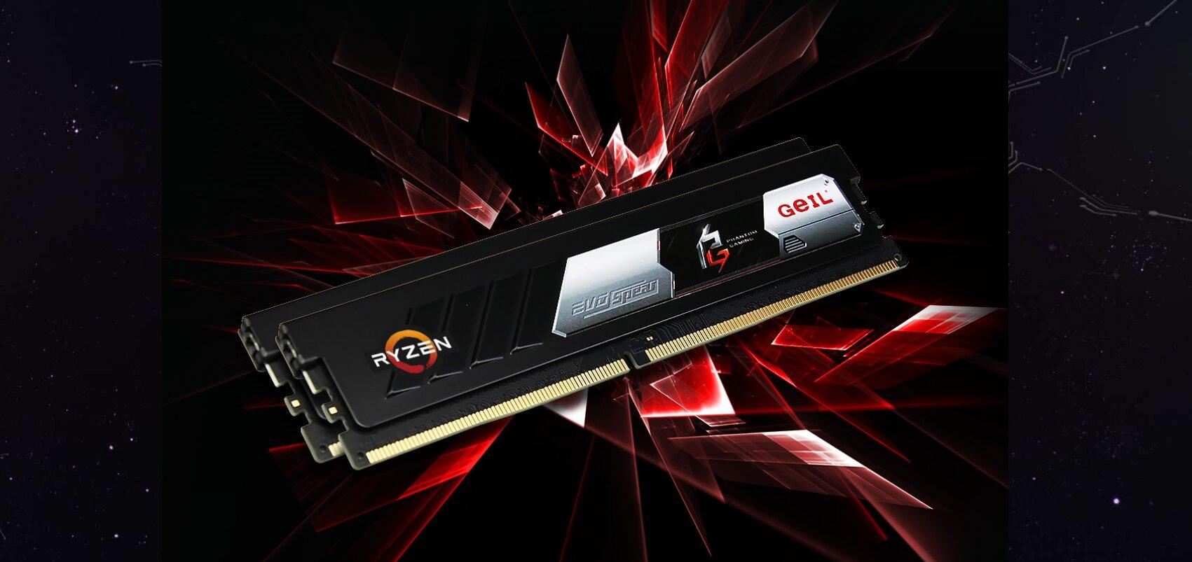 GeIL Evo Spear Phantom Gaming Edition AMD