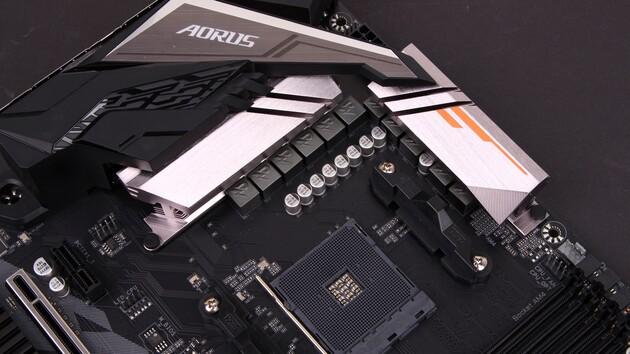 Mainboards: Gigabyte veröffentlicht BIOS-Updates für Ryzen 3000 (Update)