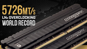 RAM-Overclocking: Micron überbietet ADATAs Weltrekord