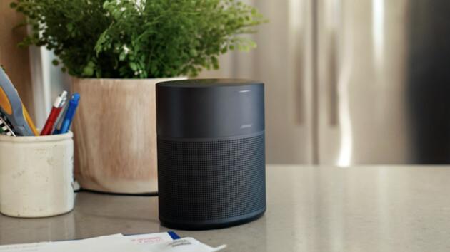 Home Speaker 300 angekündigt: Bose-Lautsprecher erhalten Google Assistant
