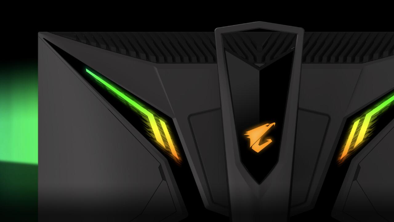 Aorus KD25F: 240-Hz-Monitor von Gigabyte geplant