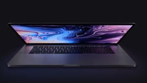 Apple: MacBook Pro mit 8‑Kern-Core-i9 und überarbeiteter Tastatur