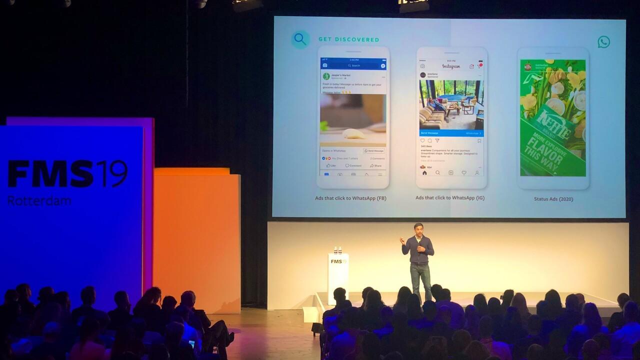 Bildschirmfüllend: WhatsApp ab 2020 mit Werbung im Status-Bereich