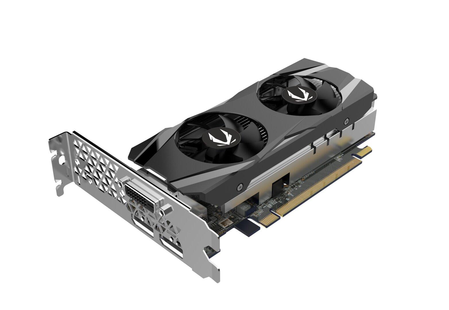 GeForce GTX 1650 Low Profile