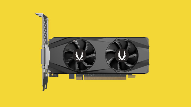 Zotac: Erstes Low-Profile-Design für die GeForce GTX 1650
