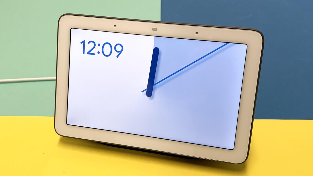 Google Nest Hub im Test: Googles bestes Smart-Home-Gerät hat noch Potenzial