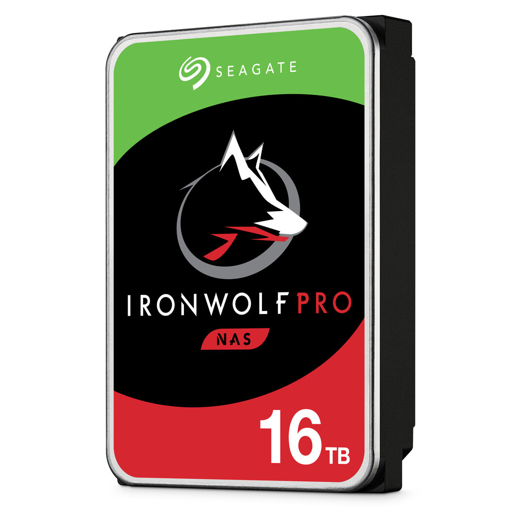 Seagate IronWolf Pro mit 16 TB