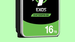 Exos X16: Seagates erste 16-TB-Festplatten starten heute