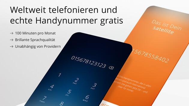 Sipgate Satellite VoIP: Kostenlose Mobilfunknummer nun auch für Android