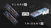 RAM-OC auf AMD Ryzen im Test: Flare X & Trident Z Royal mit optimierten Taktraten & Timings