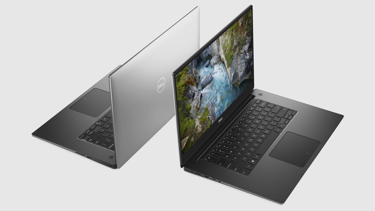 Dell XPS 15 (7590): Neues Design trifft OLED und moderne Hardware