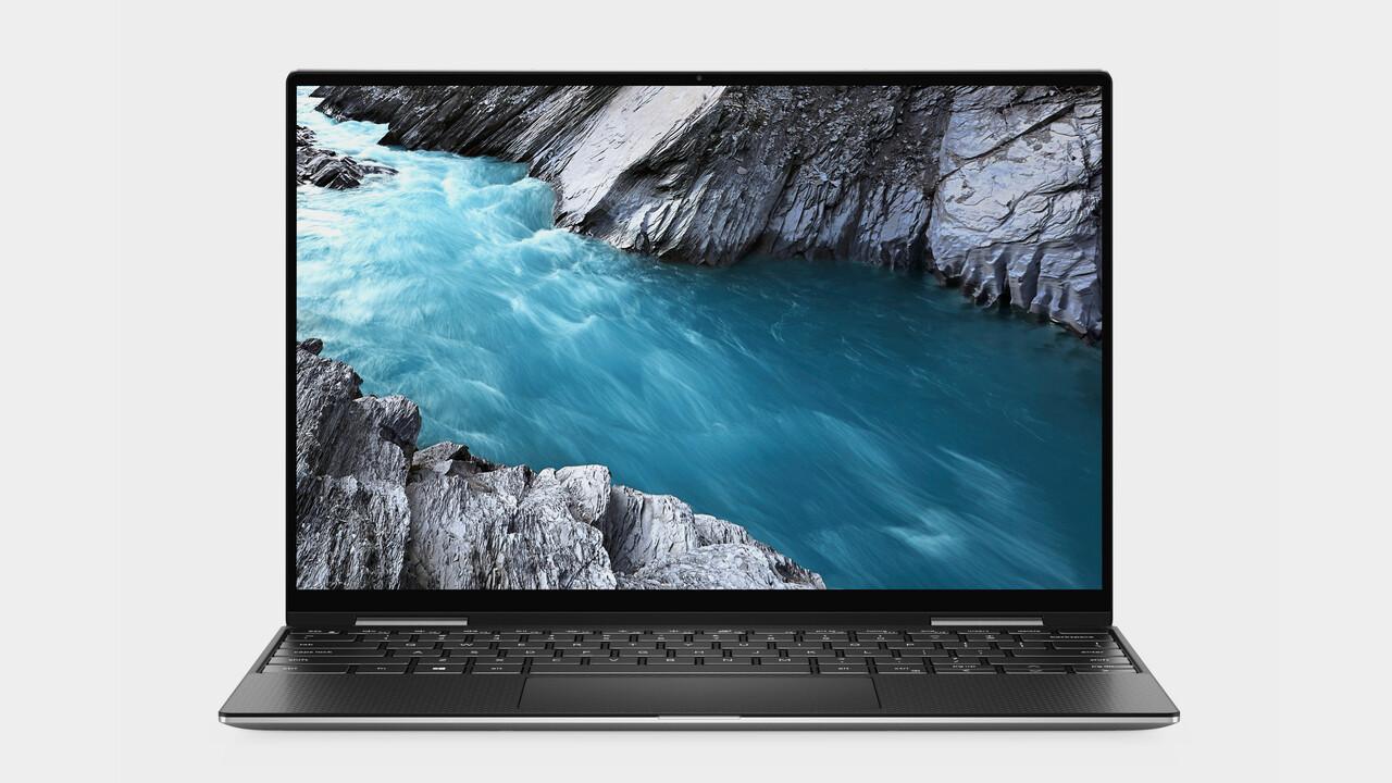 Dell XPS 13 2-in-1 (7390): Mit Intel Ice Lake bei 15 Watt TDP und 16:10-Display