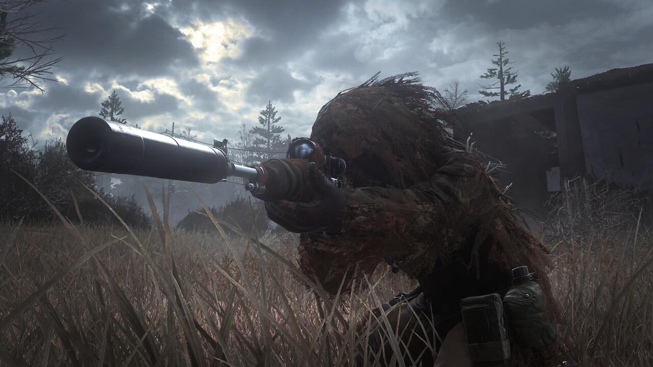"""Call of Duty: Shooter heißt in diesem Jahr """"Modern Warfare"""""""