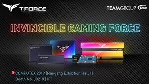 Team Group zur Computex: RGB-RAM, neue SSDs und USB-Sticks in T-Force-Familie