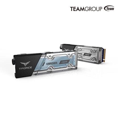 Team Group T-Force Cardea Liquid M.2-SSD